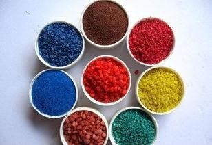 真石漆原料天然彩砂分类